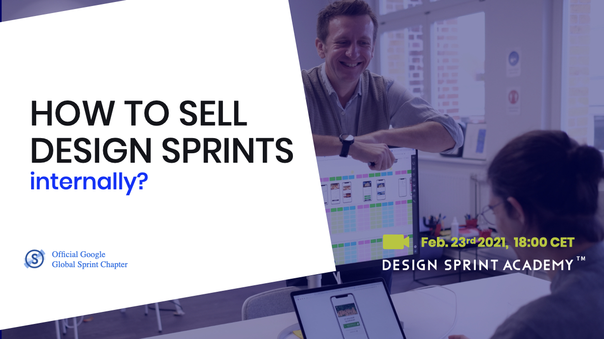 How to sell design sprints internally